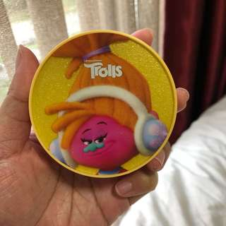 Tone up cushion pink face shop x trolls