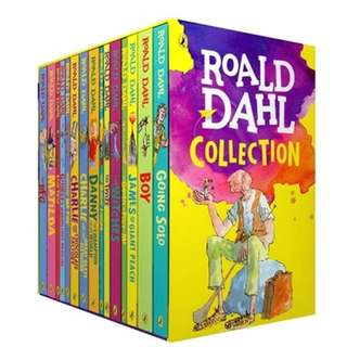 🚚 Roald Dahl Collection (15 books) (FREE DELIVERY) RRP $169