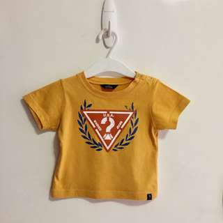 Guess (baby) Orange top