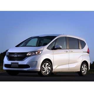 Honda Freed Hybrid Sensing 1.5 Auto 7 Seater