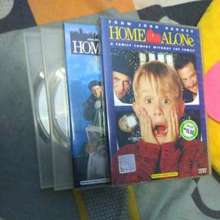 VCD Home Alone