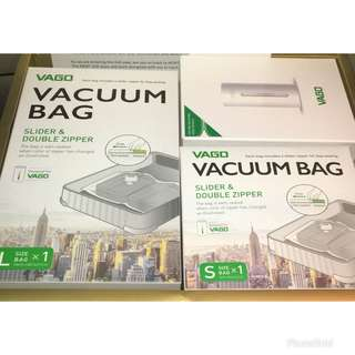 Vago vacuum and bags