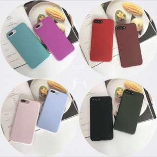 Case iphone 6+ (hanya warna army)