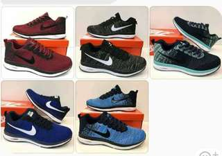 Nike for him . Size 41-45