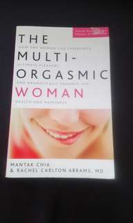 Book-The Multi-orgasmic Woman