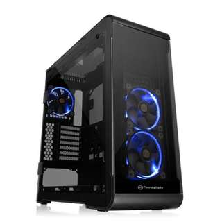 Thermaltake View 32 Tempered Glass RGB Edition Mid Tower Chassis ATX TG CASE