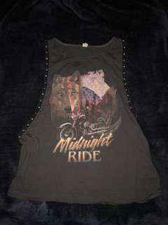 Midnight ride low cut side top SIZE: 14