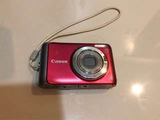 CANON Powershoot A3100 IS
