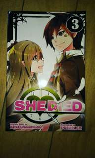 She died book 3