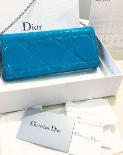 Lady Dior Wallet on Chain CHR