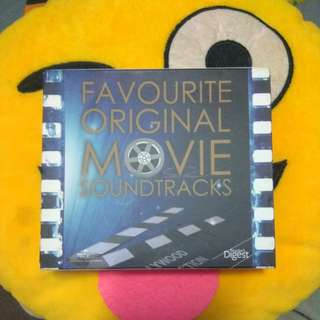 CD Favourite Original Movie Soundtracks