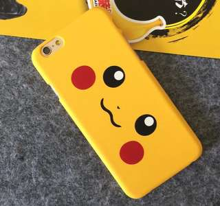 PIKACHU IPHONE CASE 6/6s/6+/7/7+/8/8+/X
