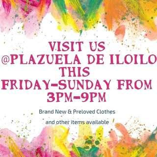 We're @PLAZUELA DE ILOILO!!!