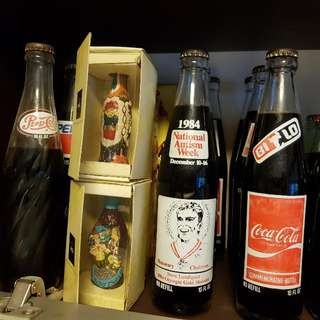 Coke Bottles Special Editions From Around The World