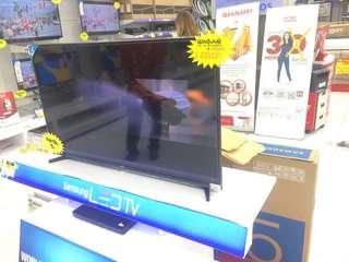 """TV Samsung 43"""" Bisa Credit Tanpa Kartu Credit"""