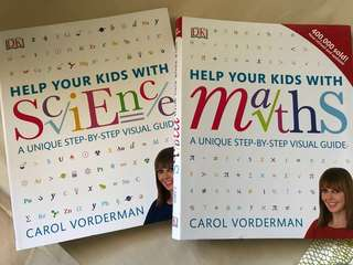 Help Your Kids with Math - Science