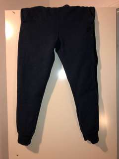 Nike Tech Fleece Navy Tracksuit Pants