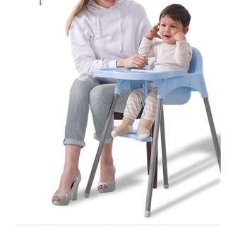 🚚 Children High Booster Chair Dining Feeding (Free waterproof cushion)