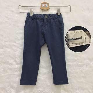 Celana Panjang Navy Blue Mikmui - Unisex