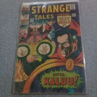 Strange Tales 148 Dr. Strange and the Origin of the Ancient One