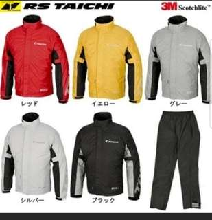 Motorcycle raincoat RS TAICHI 038 RAIN BUSTER