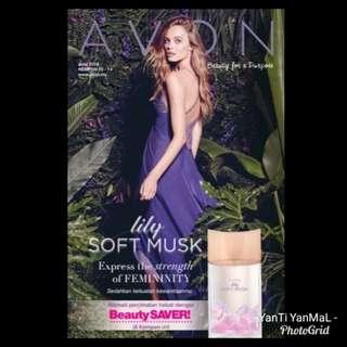 Avon Campaign 13-14 (July 2018)