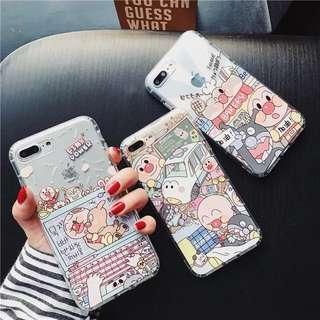 麵包超人全包iPhone軟case