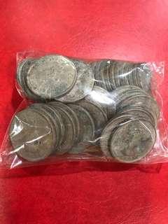 大一元,單價4元,50個共售: