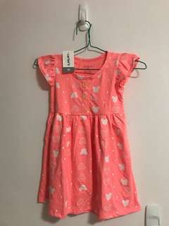 Carter's Mickey Mouse dress - 3T & 6T