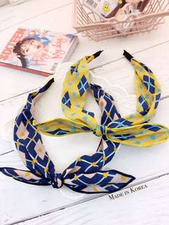 🚚 韓風甜美系風格造型髮箍