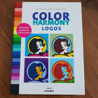 Color Harmony Logos Book