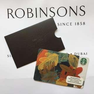 Starbucks Cards