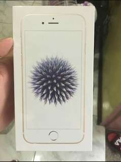 Iphone 6 32gb brandnew seald globe lock