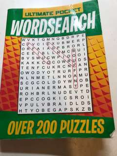 word search books CLEARANCE