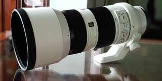 Sony FE 70-200mm F4 G OSS (telephoto lens)
