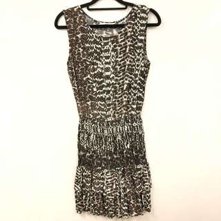 Maje vest dress size 2