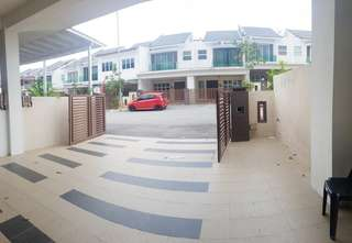 Double Storey, Lavender Heights, Senawang