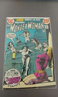 Wonder Woman dc bronze age comics