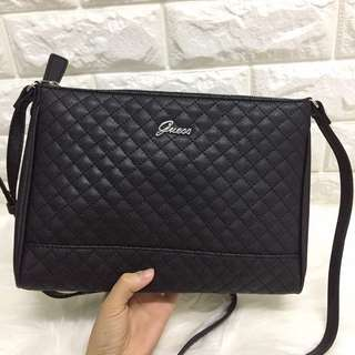 AUTHENTIC GUESS Quilted Crossbody bag