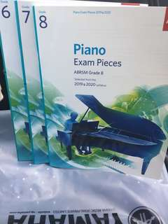 ABRSM new exam pieces without CD free post