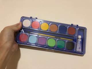 🚚 Giotto Watercolour Set FAST DEALS @ $8