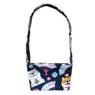 Japanese Cloth Cup Carrier