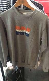 Penny sweatshirt sweater grey