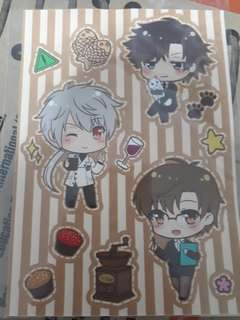 Mystic messenger sticker