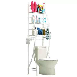 Bathroom storage shelf (3 layers)