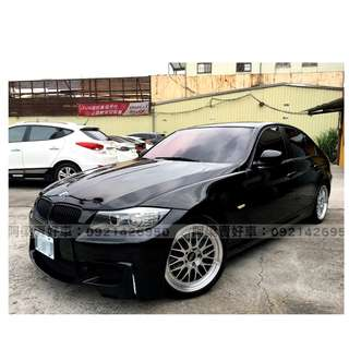 2010年-BMW-320i『輕鬆低月付』怎麼輕鬆貸.讓我來幫你!