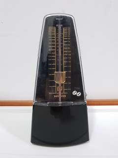 Nikko Metronome Black