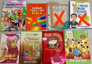 Collections! Children's books