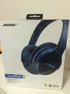 Bose SoundTrue® around-ear headphones II – Samsung and Android™ devices