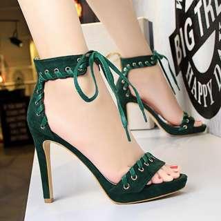 B77 slim heels